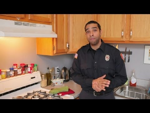 How to Prevent Home Kitchen Fires