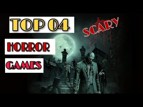 Top 4 Horror (Scary) Games In Android | Night Sleep With Fly | Horror 😱😱 Games | By ( Game Over ).