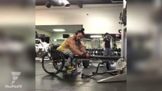 Инвалид Бодибилдер мотивация 2017 года/  Bodybuilding Motivation 2017