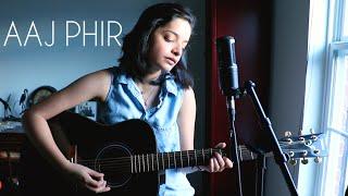 Aaj Phir Tum Pe - Hate Story 2 (Live Cover by Lisa Mishra) | Arijit Singh | Samira Koppikar