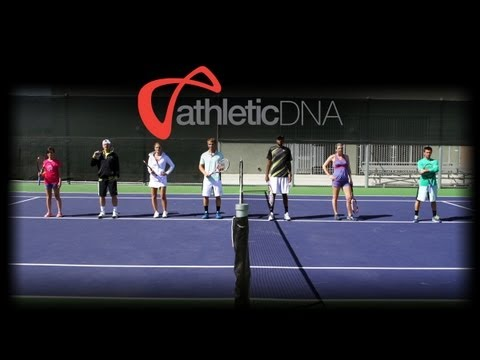 Athletic DNA 2013 Commercial