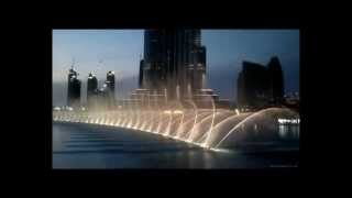 Whitney Houston Tribute (Musical Fountain) @ Burj Khalifa, Dubai Mall, Dubai
