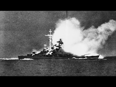 Sink The Bismarck - 1996 History Channel Documentary