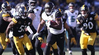 Jaguars Topple the Steelers, Advance to the AFC Championship Game | Stadium