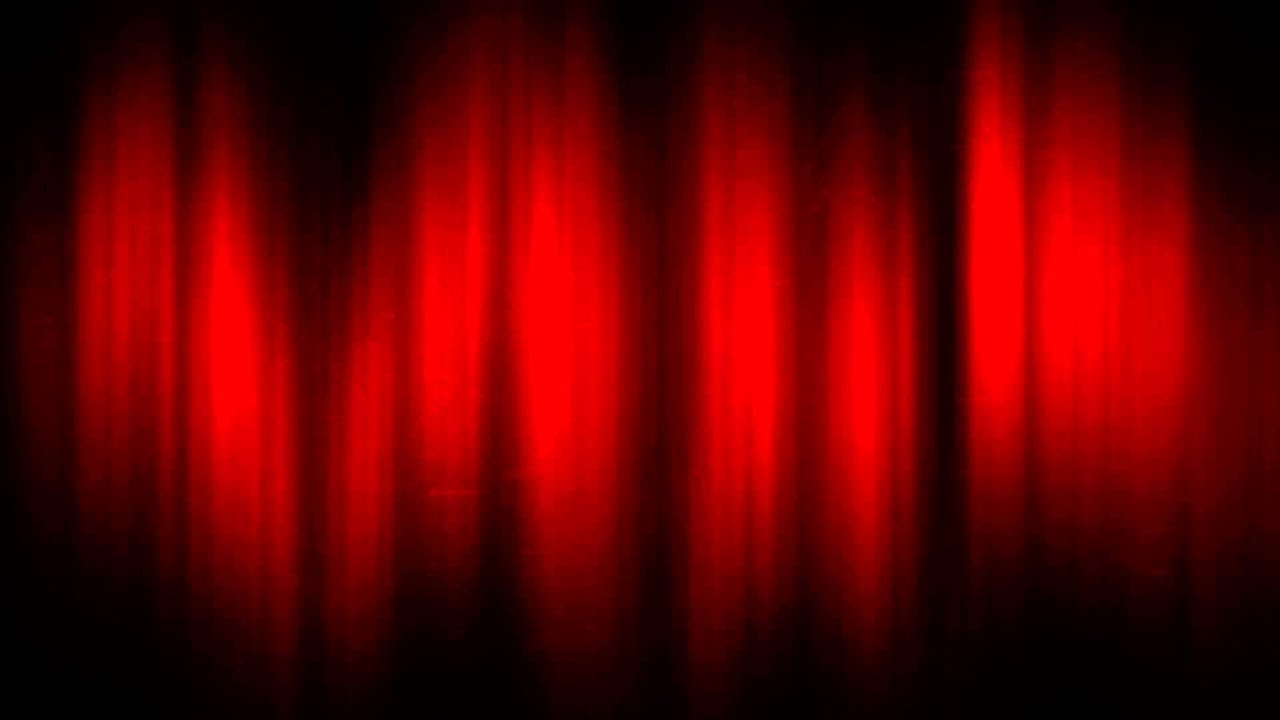 Red Vertical Light Streaks