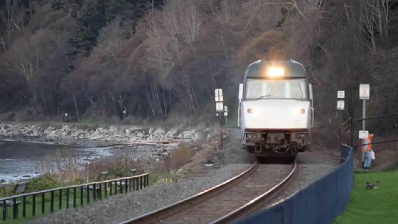 Amtrak Cascades 513 (アムトラ...