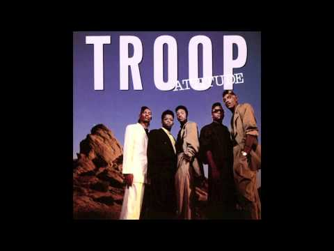 TROOP - ALL I DO IS THINK OF YOU (album version w/ piano intro)