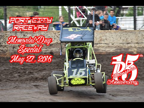 D2 Motorsports - Port City Raceway - Memorial Day Special - Friday Night