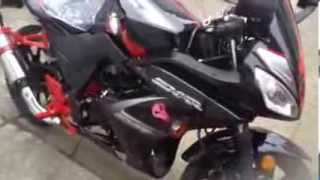 d250 rtc sports motorcycle