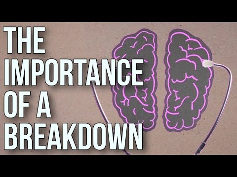 Video image: The importance of a breakdown