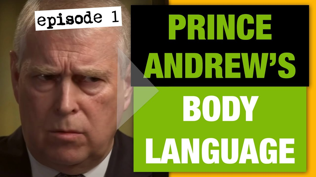 Prince Andrew Epstein Interview Body Language Analyzed 2020