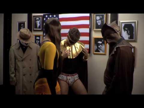 Dr. Manhattan's Pants
