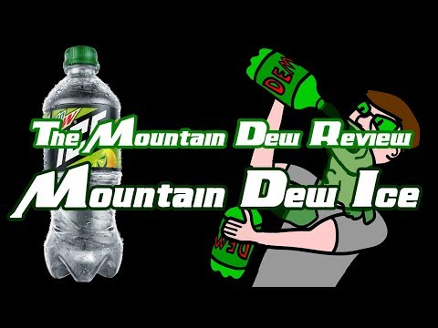 The Mtn Dew Review: Mountain Dew Ice