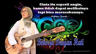 Single Bupati Lebak - Bekerja Dengan Hati    Voc. Hj.Iti Octavia Jayabaya (Video Lirik)