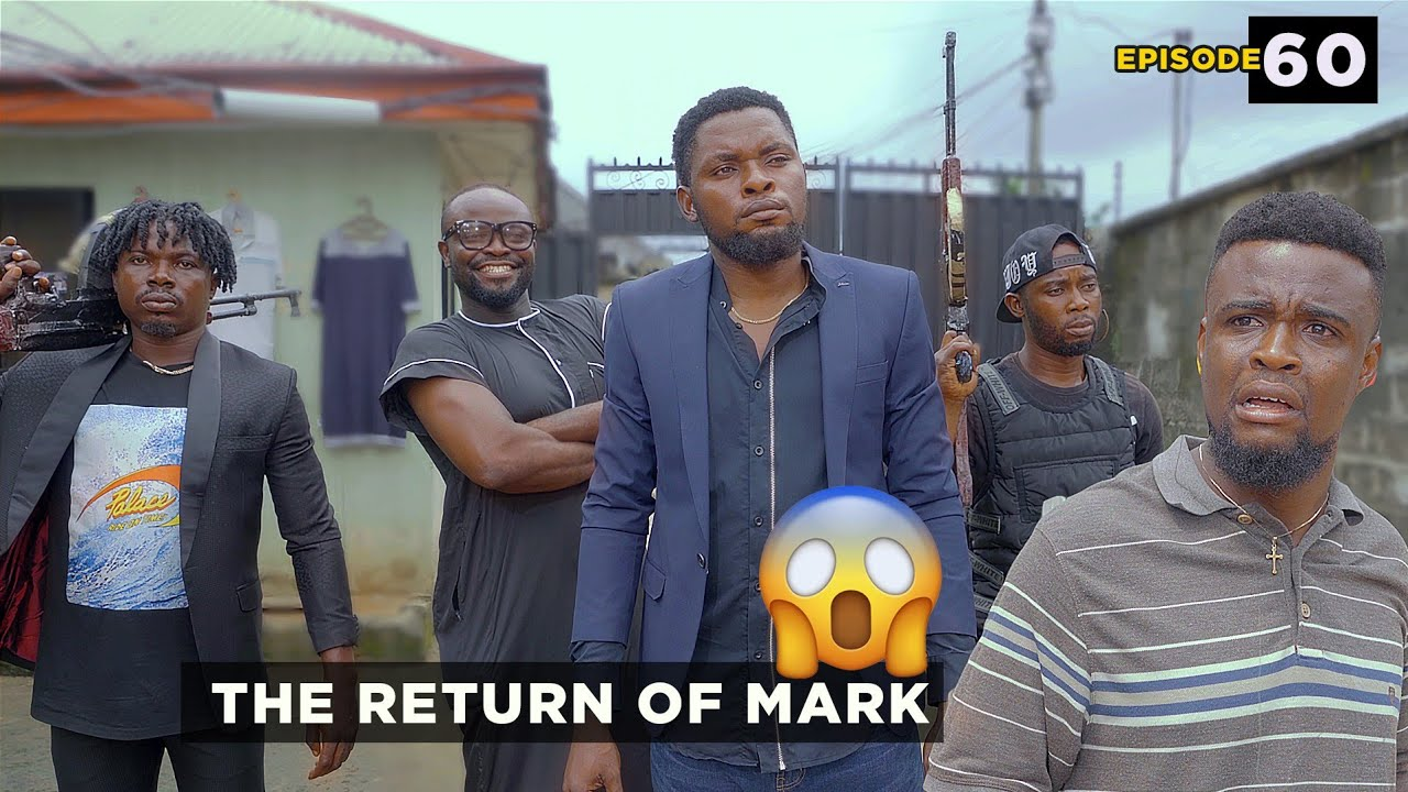Download Caretaker Emeritus Return from Prison - Episode 60   Caretaker Series on Mark Angel Tv