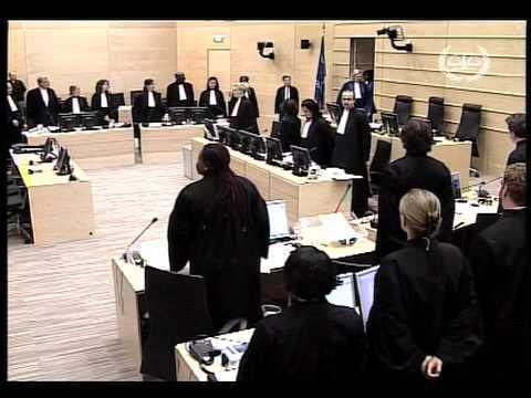 POV - The Reckoning- Timeline 12: Lubanga's Trial Commences