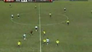 Argentina v Ecuador: 2010 South American World Cup Qualifier
