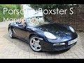 Porsche Boxster S 2005 Manual For Sale