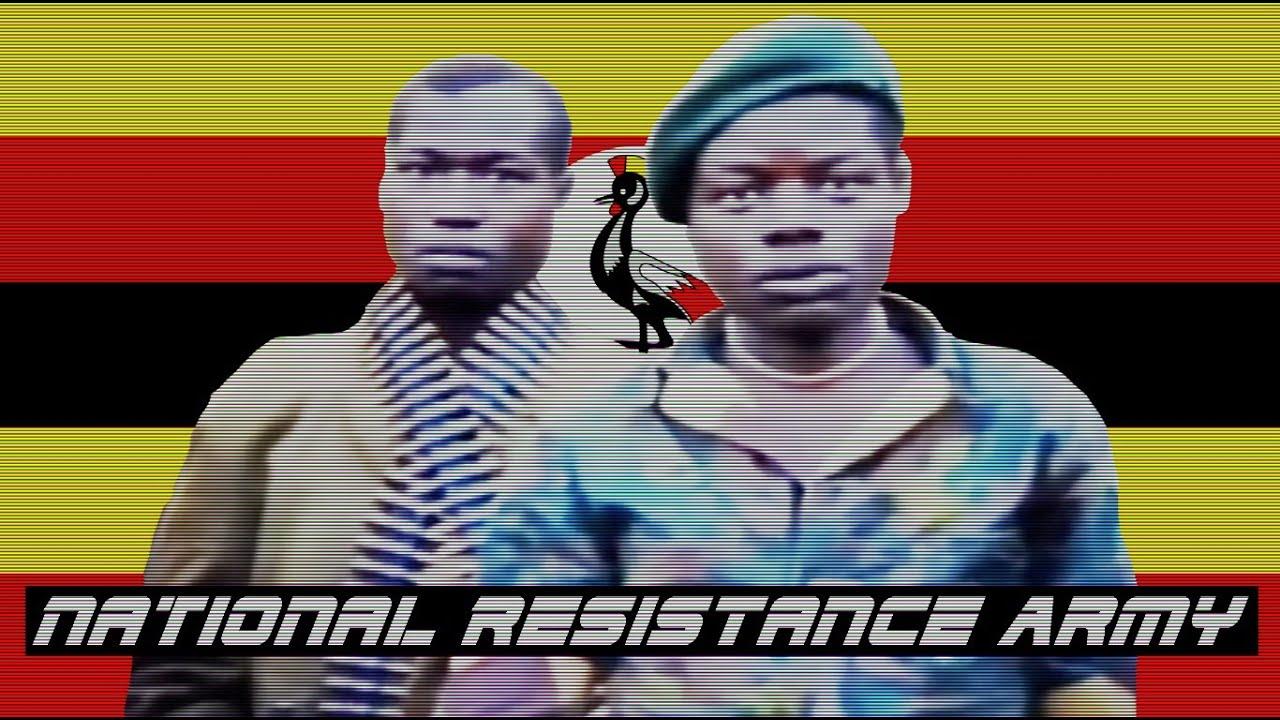Download Ugandan Bush War - The National Resistance Army