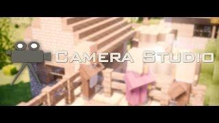Minecraft Cinema Mods #5 – Camera Studio Mod 1.7.2 / 1.7.10 / 1.8 (Tutorial) | 60fps