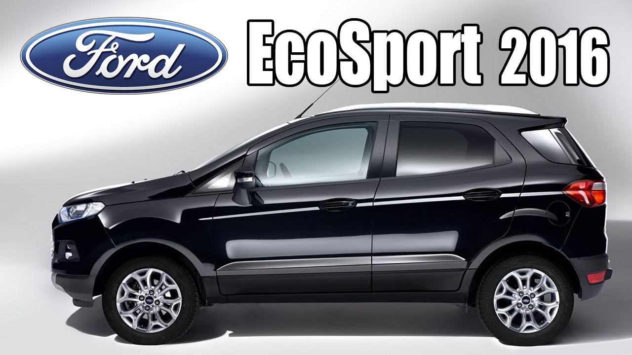 Ford Ecosport Black Signature Edition Launched Youtube