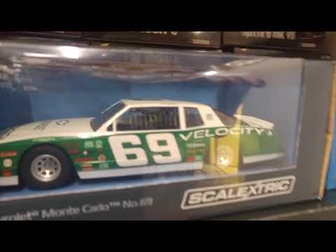 Scalextric Monte Carlo C3947 & C3949