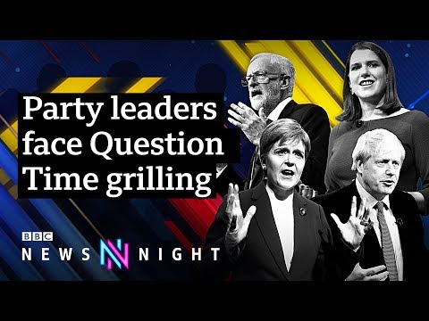 Election debate: Who won the Question Time Leaders' Special? - BBC Newsnight