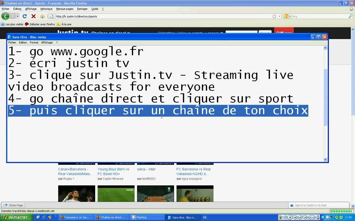 rencontre en ligne en streaming live algerie tunisie