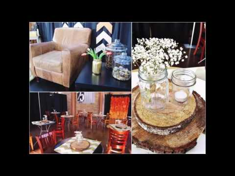 Rustic Chic Party Themed Decorating Ideas