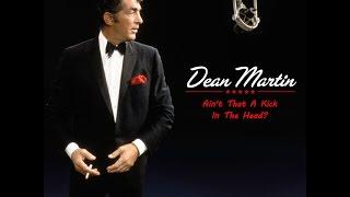 Dean Martin - Ain't That A Kick In The Head? (RJD2 Remix)