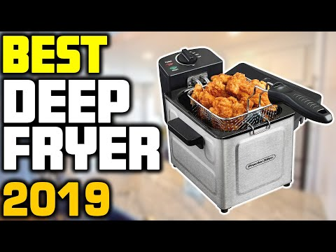 5 Best Deep Fryers In 2019