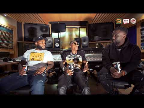 I HAD to turn down collabs for MADE IN LAGOS! Having NOTHING to prove! | Sit down with WIZKID