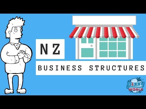 Which Business Structure Should I Use? (NZ)