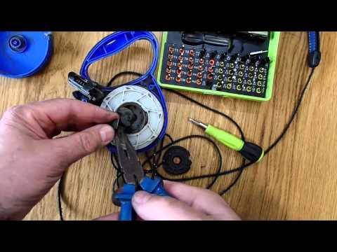 Как отремонтировать поводок рулетку для собаки своими руками