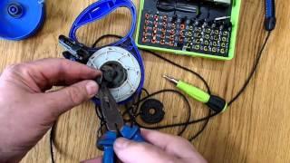 Як відремонтувати повідець рулетку для собаки своїми руками