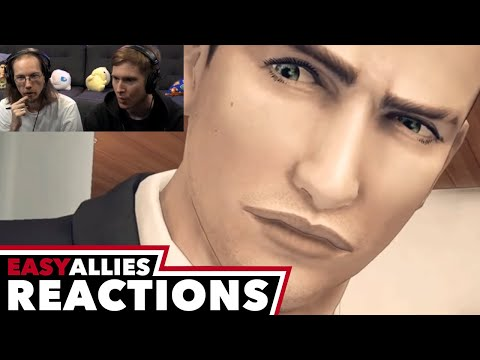 Deadly Premonition 2 Reveal - Easy Allies Reactions