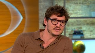 """Narcos"" star Pedro Pascal on the mystery of Pablo Escobar"