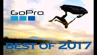 Лучшие экстремальные видео GoPro в 2017.
