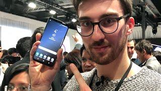 Samsung Galaxy S9: la nostra PROVA in ANTEPRIMA!