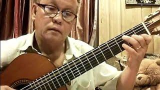 Mưa Nửa Đêm (Trúc Phương) - Guitar Cover