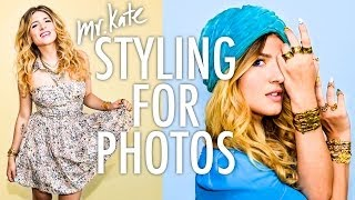 Fun Styling for Photos