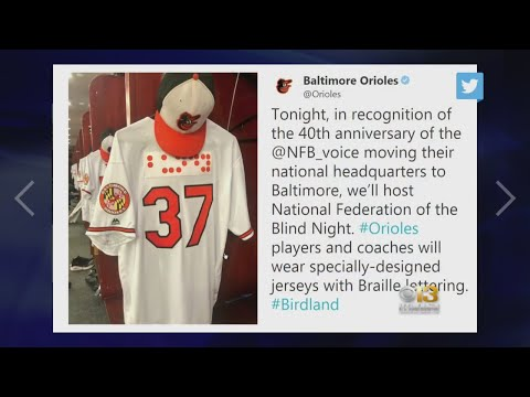 the latest 76d5a d329d Orioles To Become First American Pro Sports Team To Wear ...