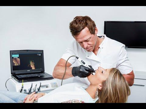 CAD/CAM технологии в стоматологии / 3D-сканер CONDOR