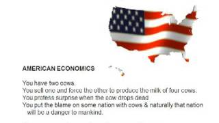 Economic Theory You have two Cows 26 Mar 2004