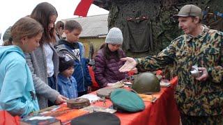 Сибиряк открыл в селе музей истории