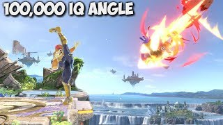 Most INSANE Recoveries in Smash Ultimate #2