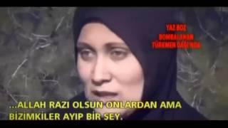 Türk ağabeyler bize yardım ediyorlar, bizim uşaklar Türkiye'de geziyor