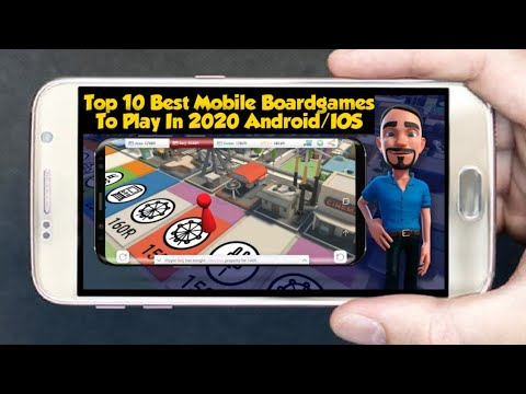 Top 10 Best Mobile Boardgames To Play In 2020 Android/IOS