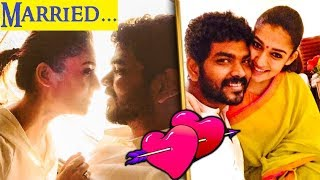 Nayanthara Vignesh already Married says Balaji Hassan | Tea Kadai Tv