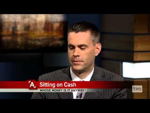 Sitting on Cash